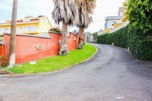 Entrada Casa Roja
