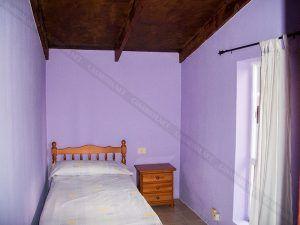 Vivienda B dormitorio individual