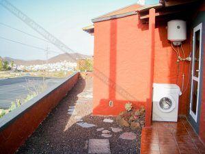 Vivienda B terraza privada