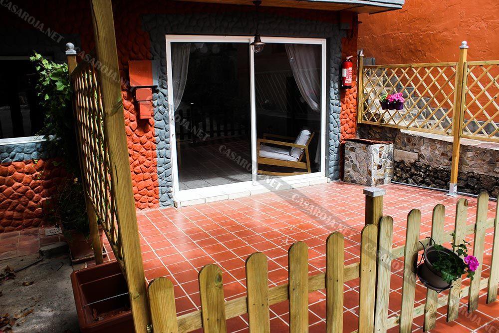 Vivienda G-1 terraza privada