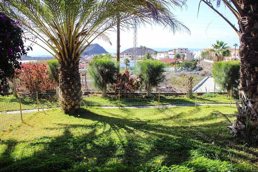 Vivienda G jardin privado