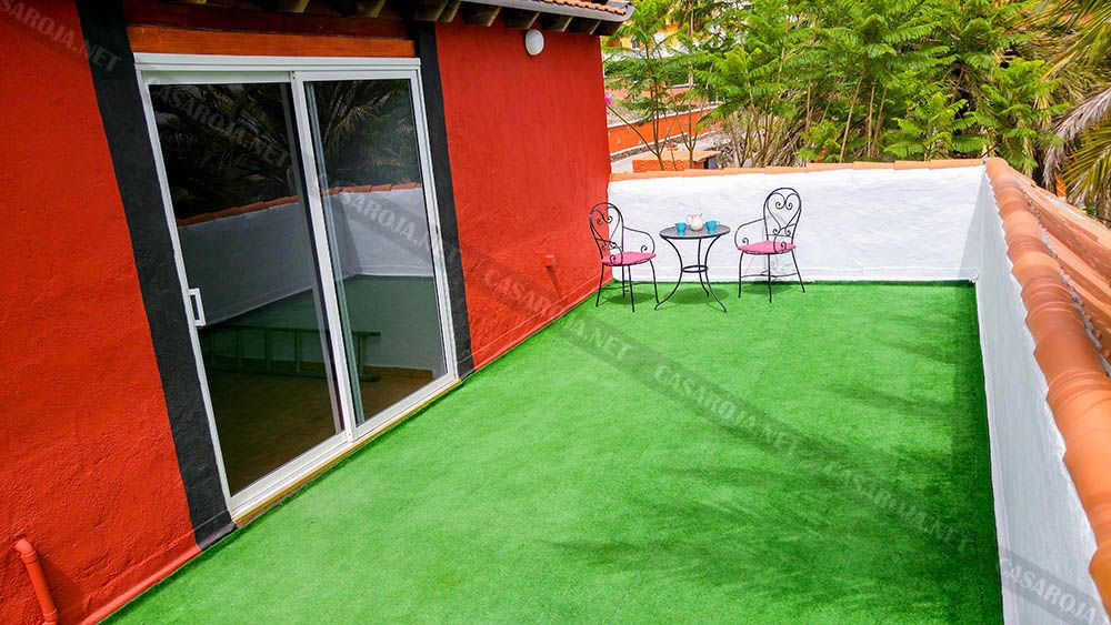 Vivienda H terraza privada