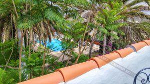 Vivienda H vistas desde la terraza